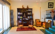 Library at lounge