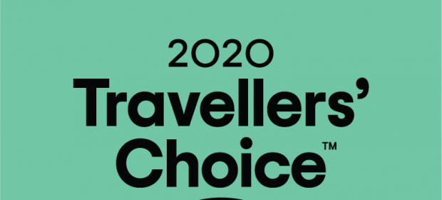 "As a result of our guests' reviews, Tripadvisor has awarded us with the "" Best of the best TRAVELER CHOICE 2020 """